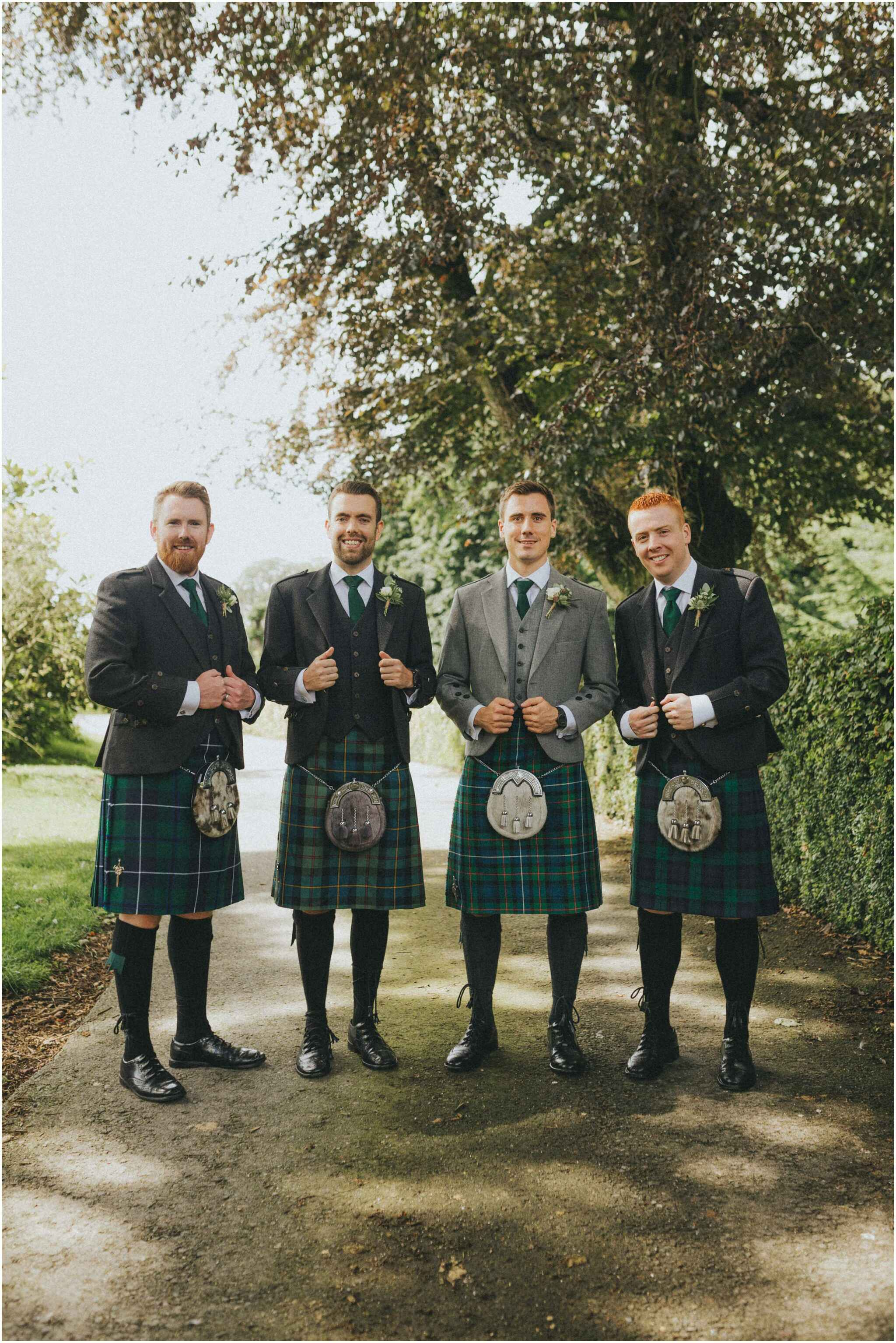 Fionnuala + Paul - Mount Druid Alternative Wedding 46