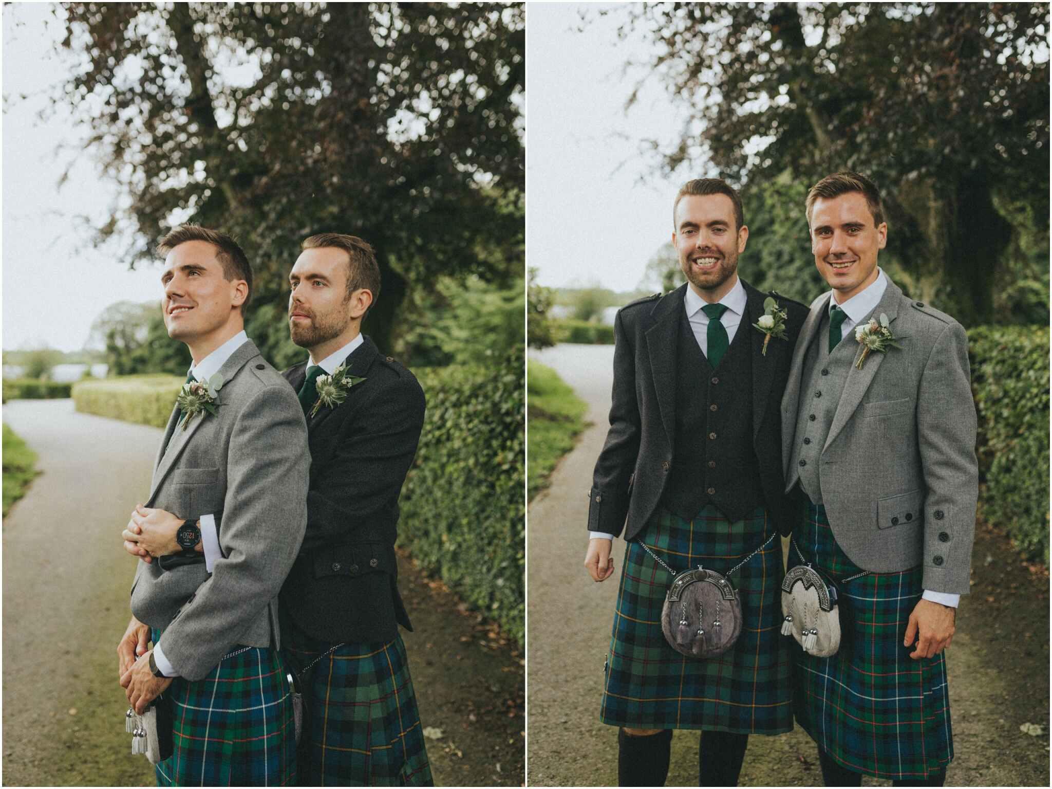 Fionnuala + Paul - Mount Druid Alternative Wedding 47