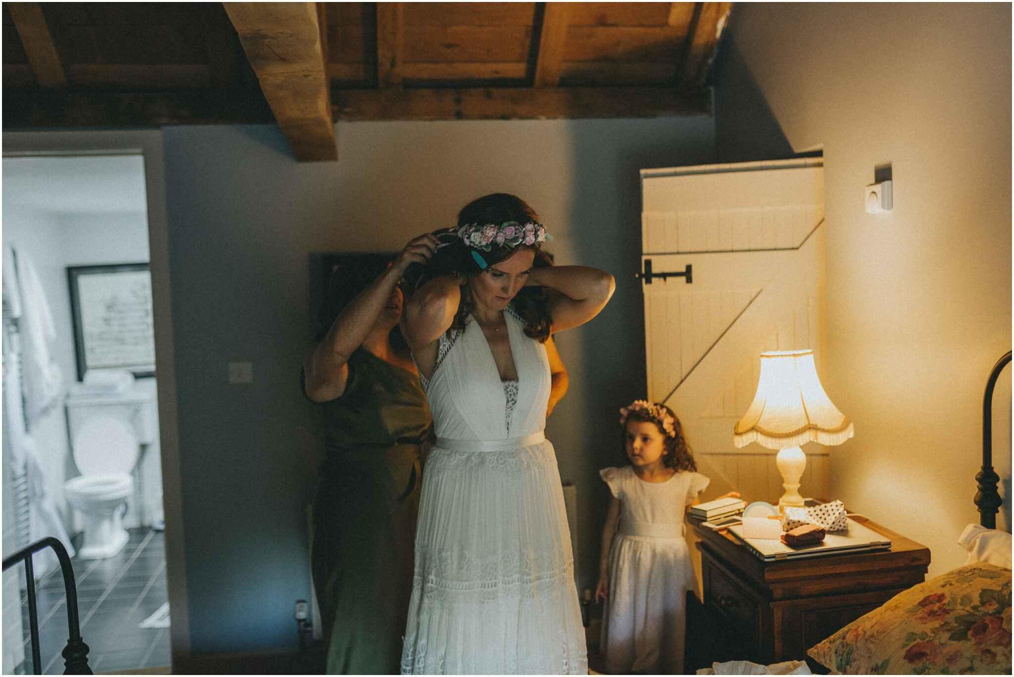 Fionnuala + Paul - Mount Druid Alternative Wedding 49