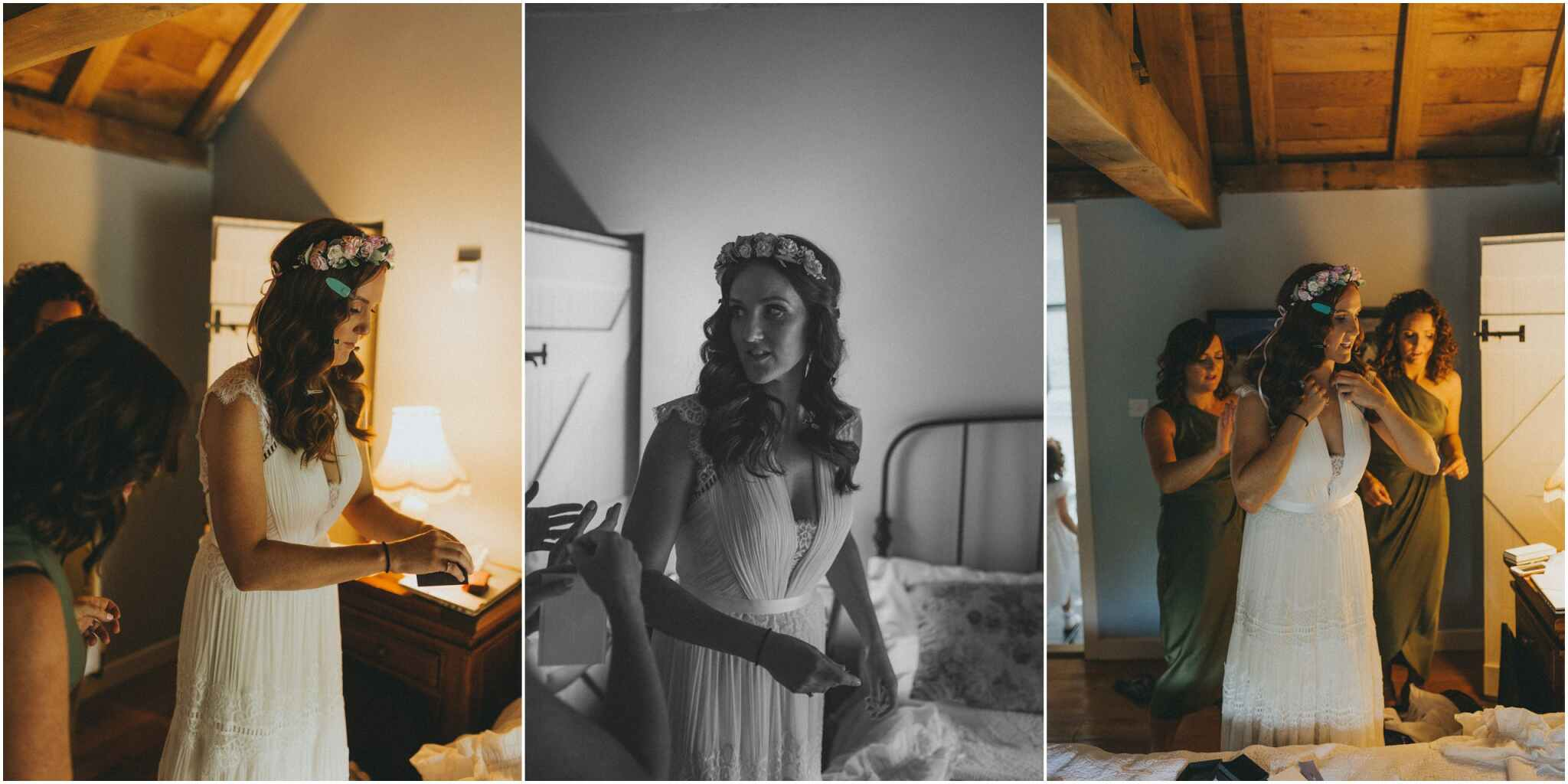 Fionnuala + Paul - Mount Druid Alternative Wedding 50