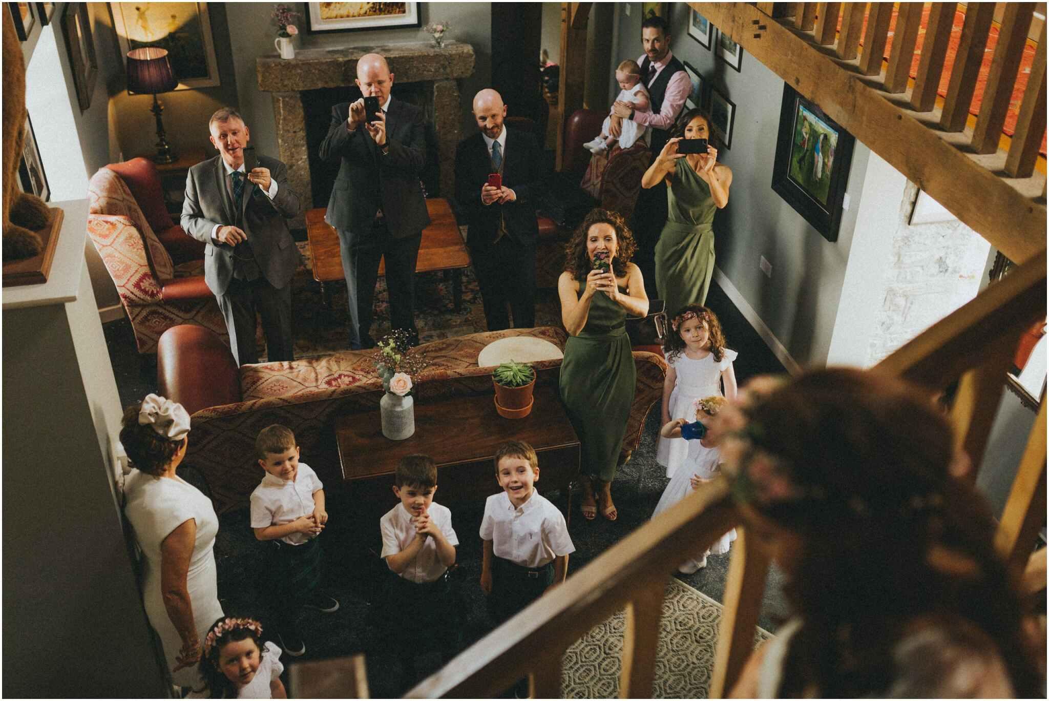 Fionnuala + Paul - Mount Druid Alternative Wedding 55