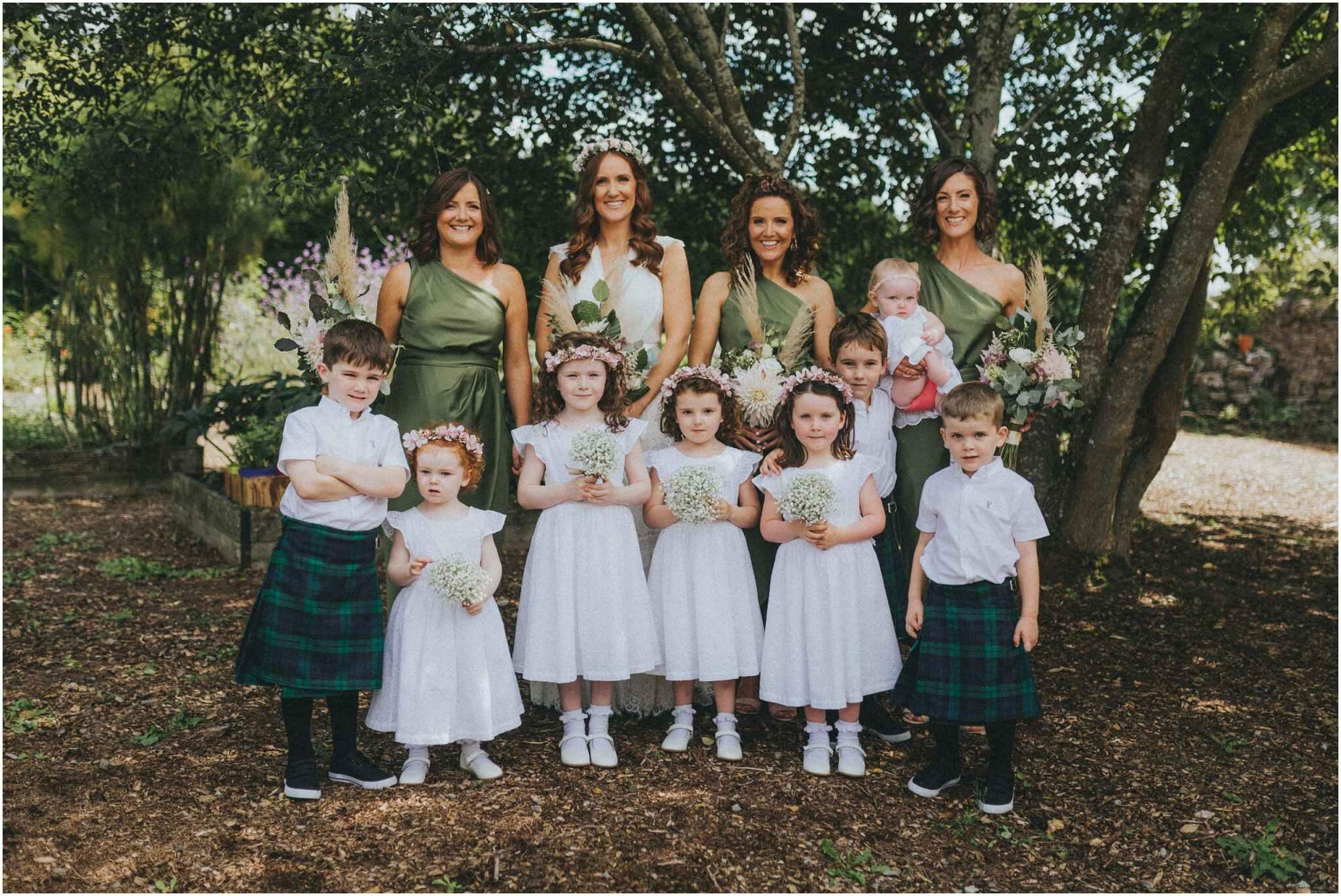 Fionnuala + Paul - Mount Druid Alternative Wedding 59