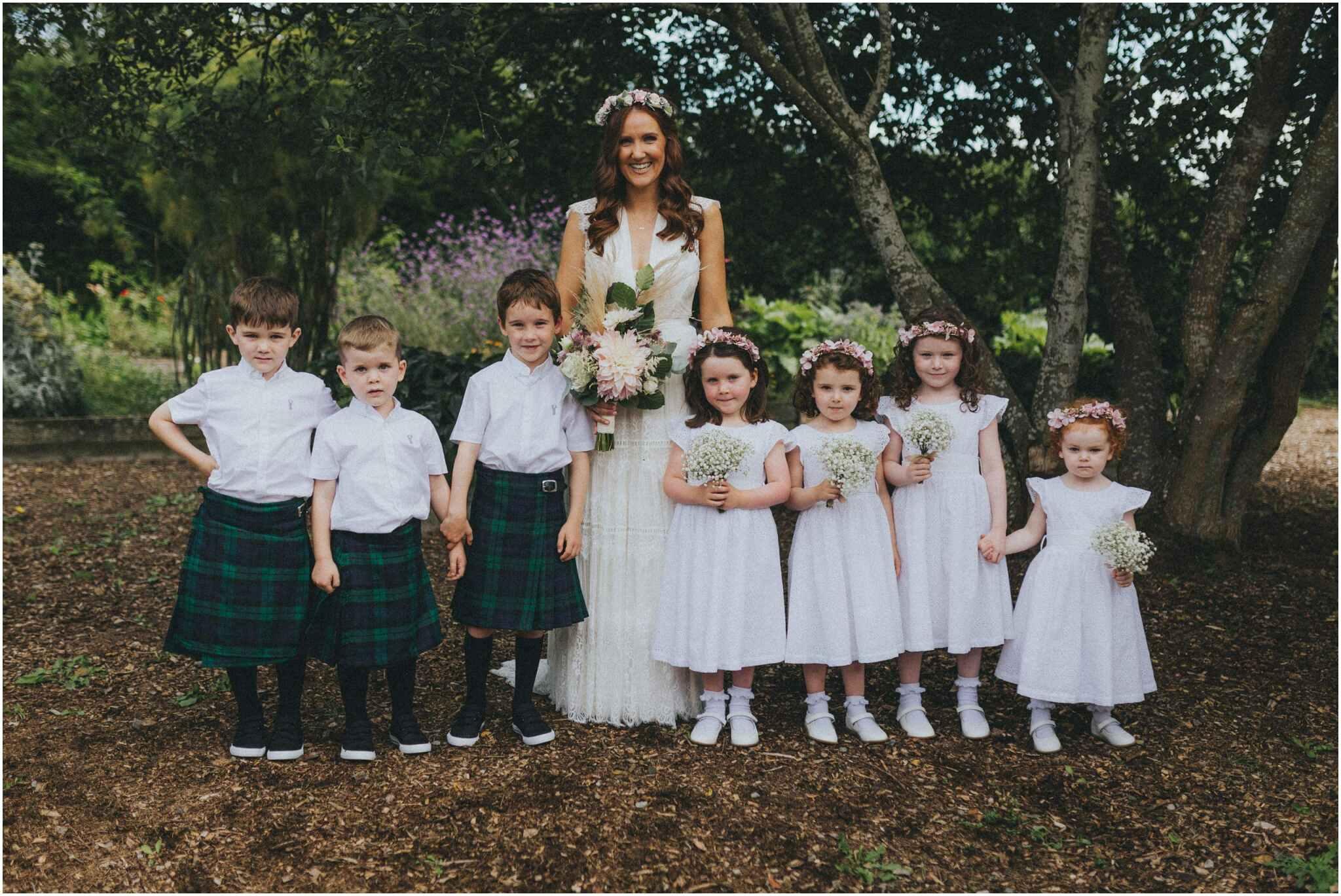 Fionnuala + Paul - Mount Druid Alternative Wedding 63