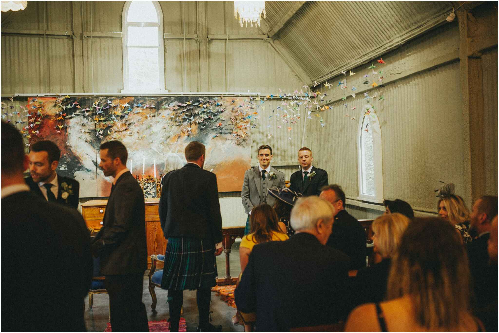 Fionnuala + Paul - Mount Druid Alternative Wedding 72