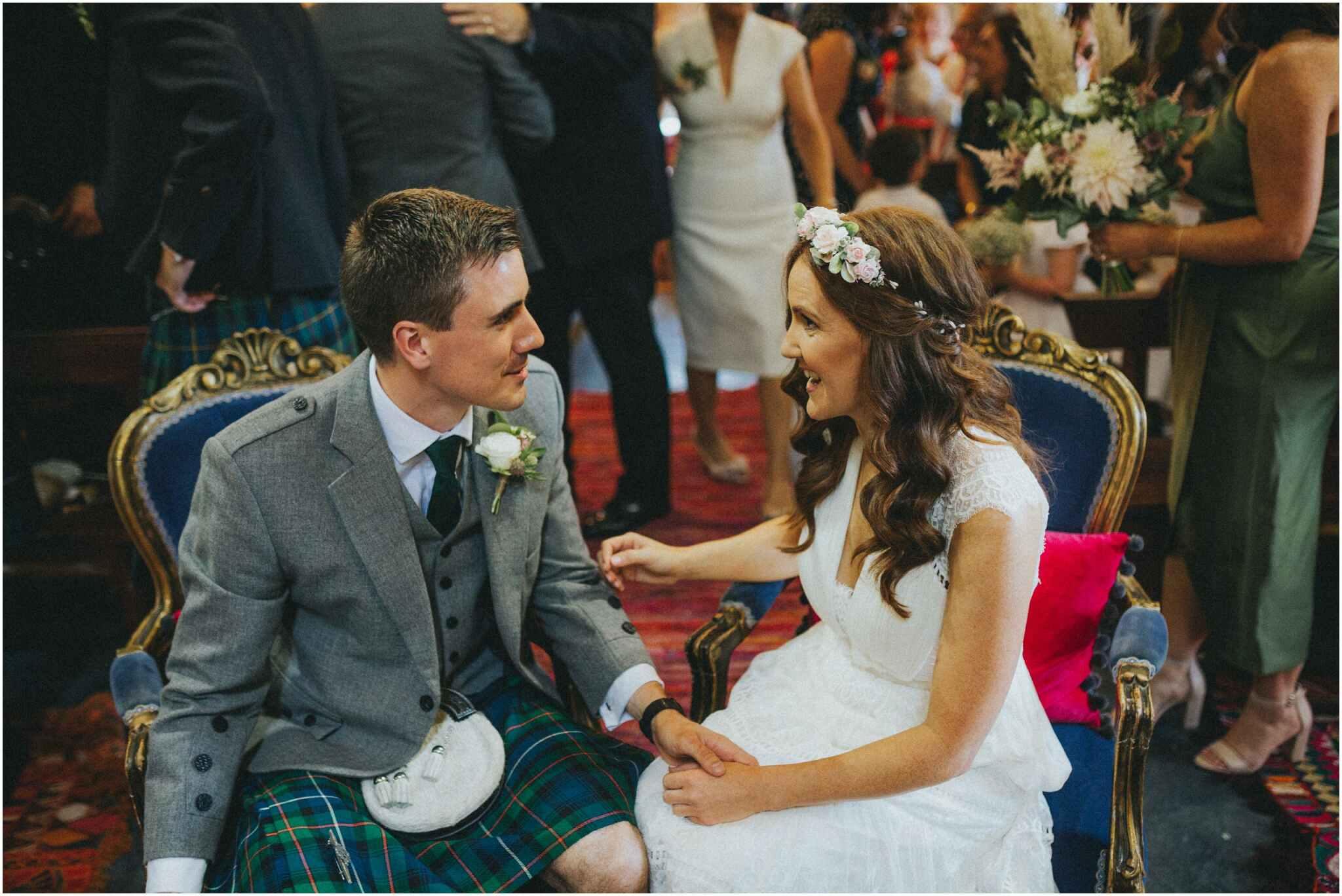 Fionnuala + Paul - Mount Druid Alternative Wedding 86