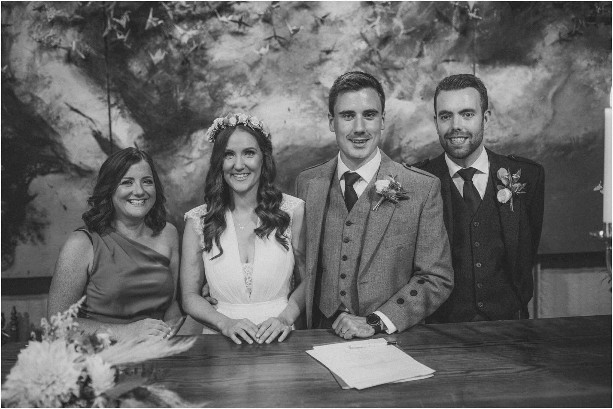 Fionnuala + Paul - Mount Druid Alternative Wedding 97