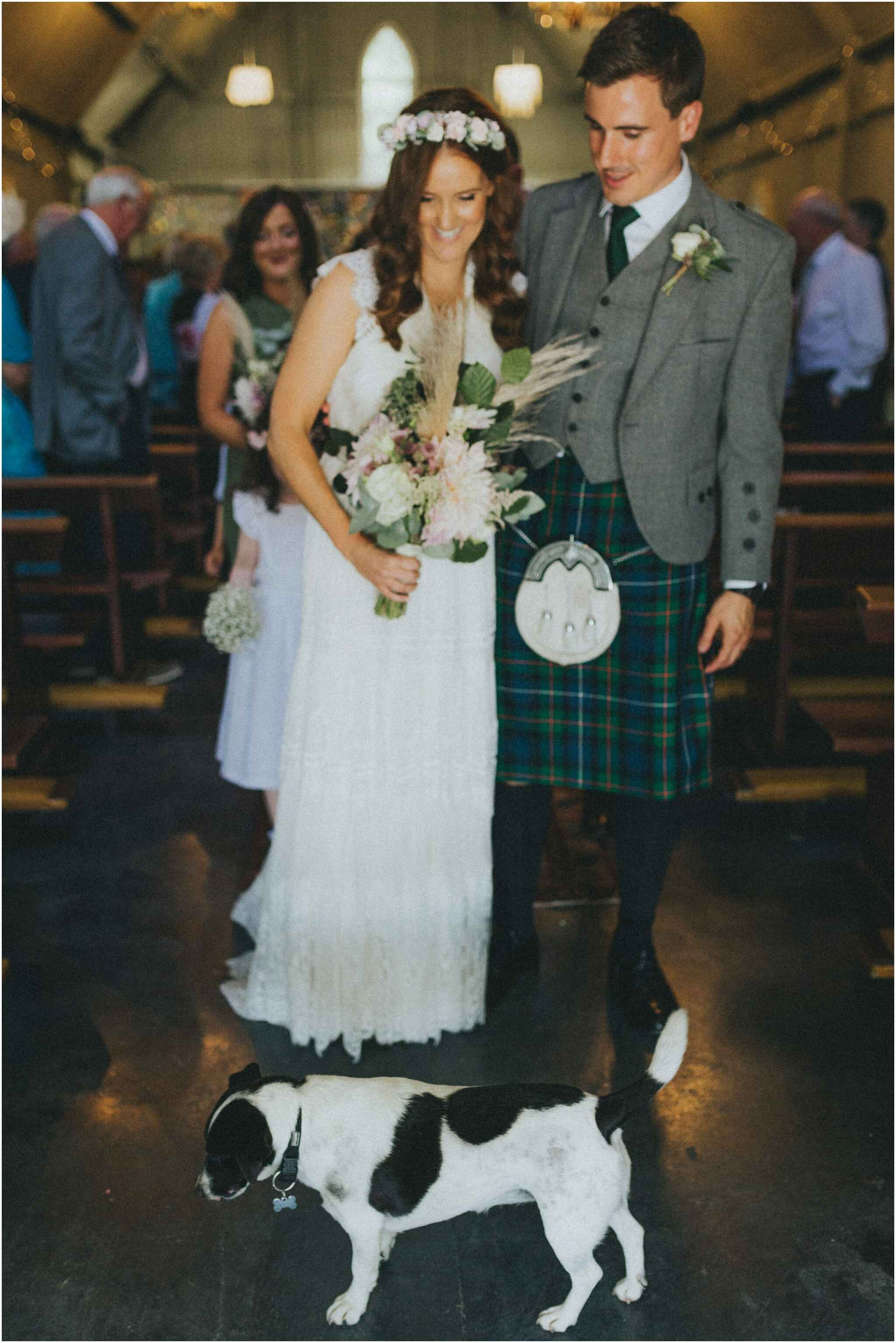 Fionnuala + Paul - Mount Druid Alternative Wedding 101