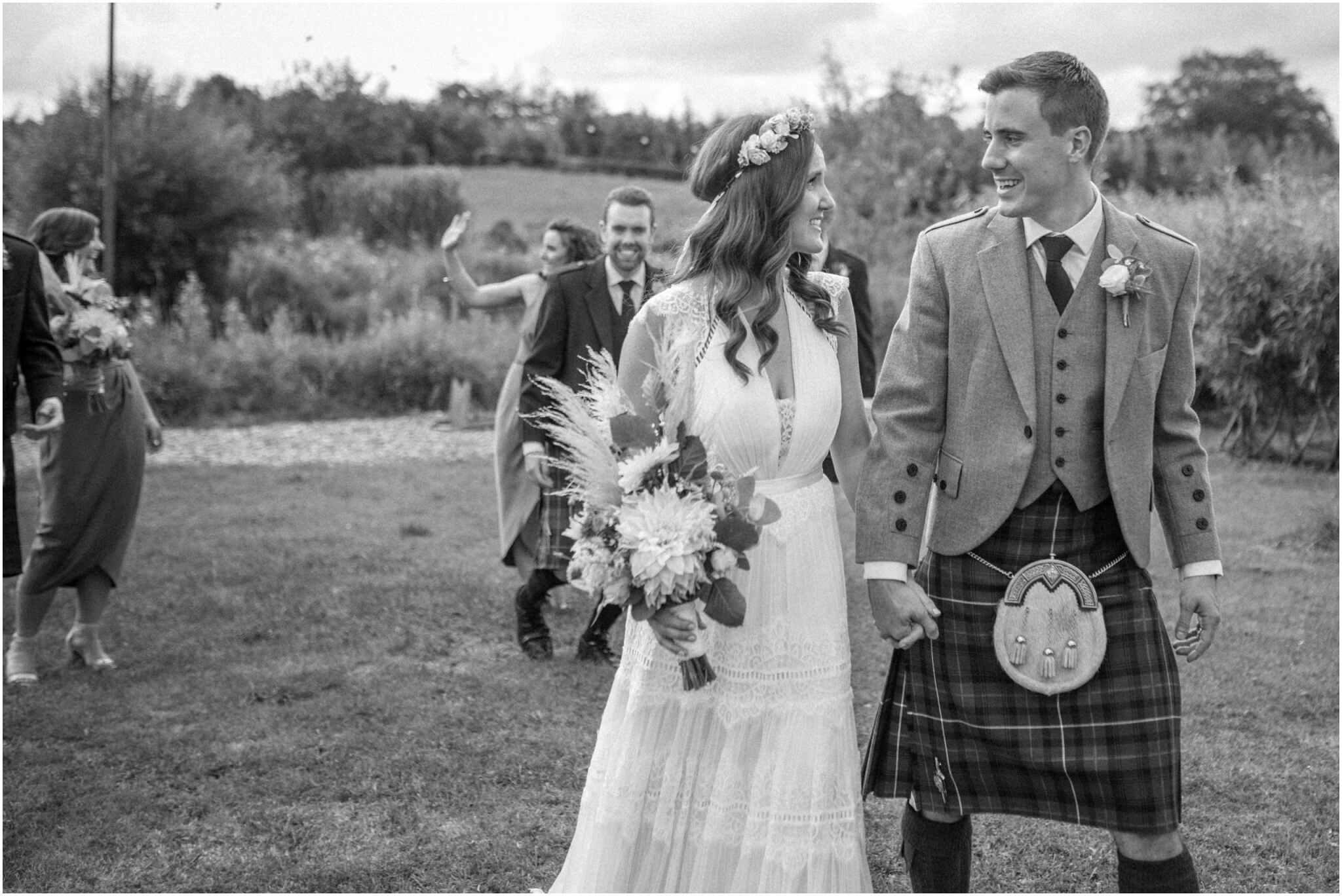 Fionnuala + Paul - Mount Druid Alternative Wedding 117