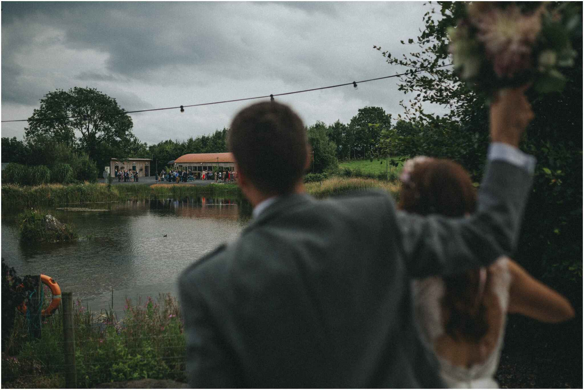 Fionnuala + Paul - Mount Druid Alternative Wedding 130