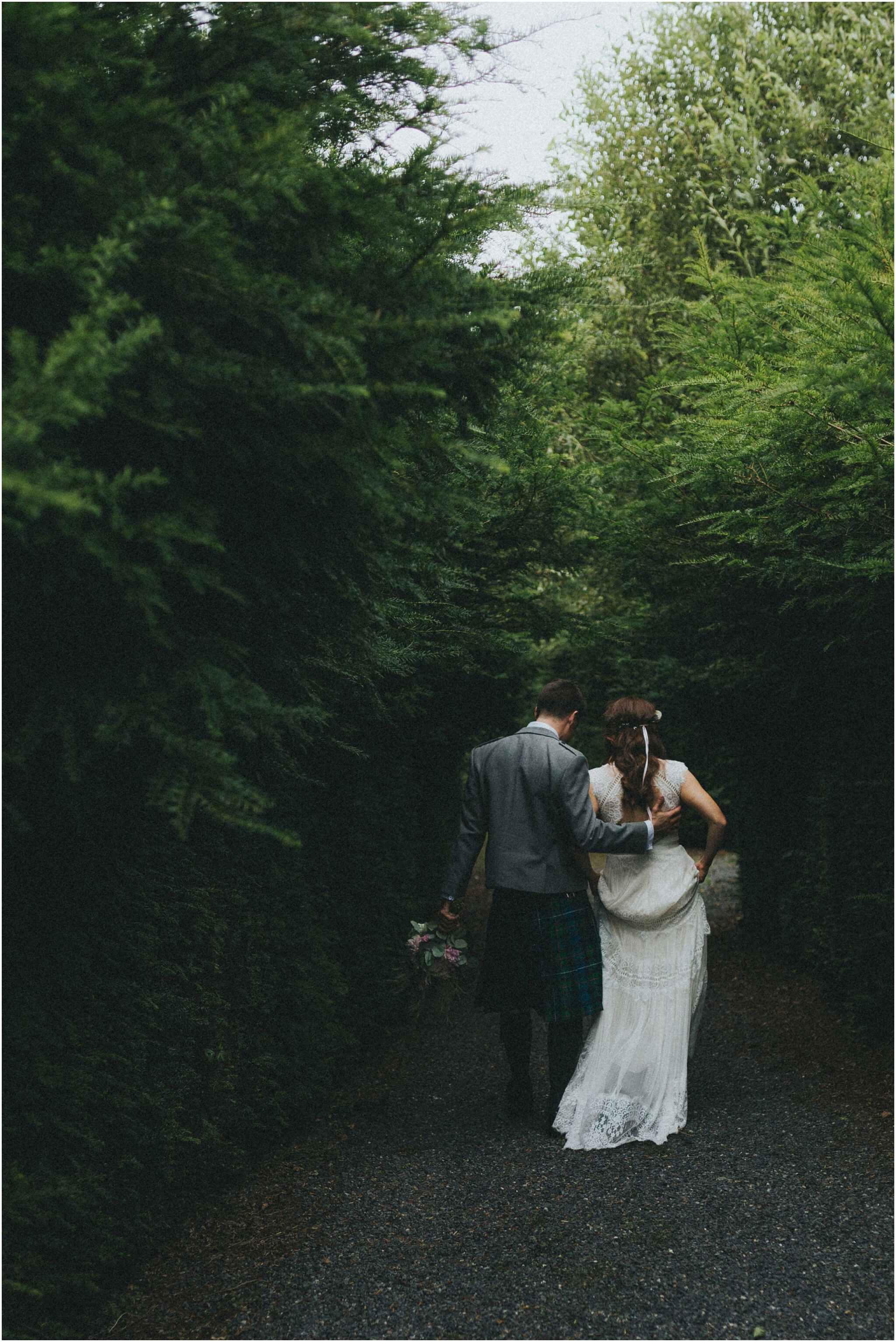 Fionnuala + Paul - Mount Druid Alternative Wedding 138