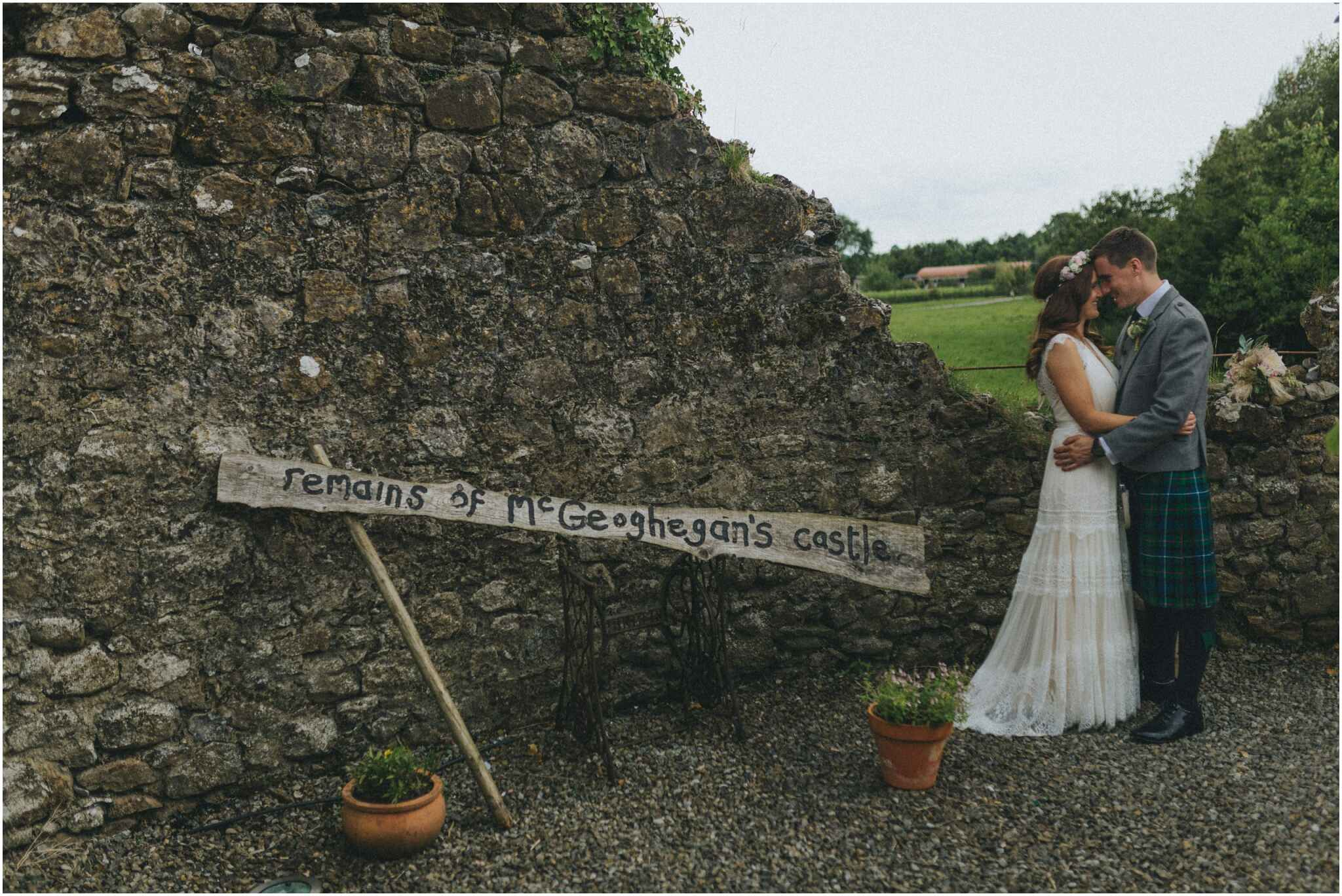 Fionnuala + Paul - Mount Druid Alternative Wedding 141