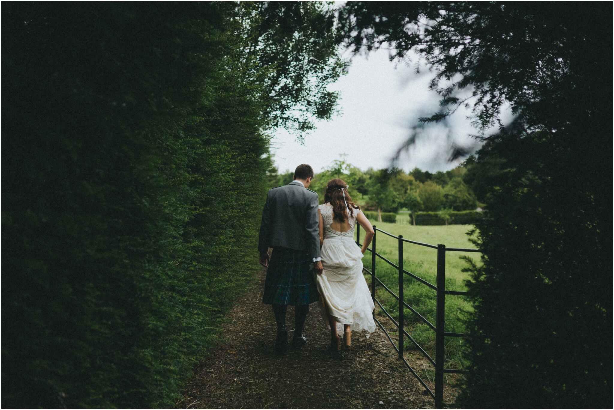 Fionnuala + Paul - Mount Druid Alternative Wedding 145