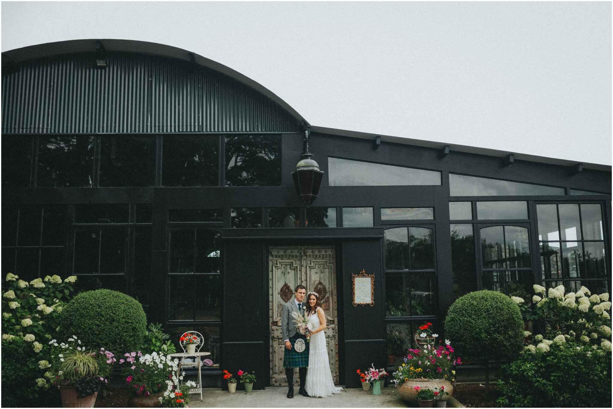 Fionnuala + Paul - Mount Druid Alternative Wedding 146