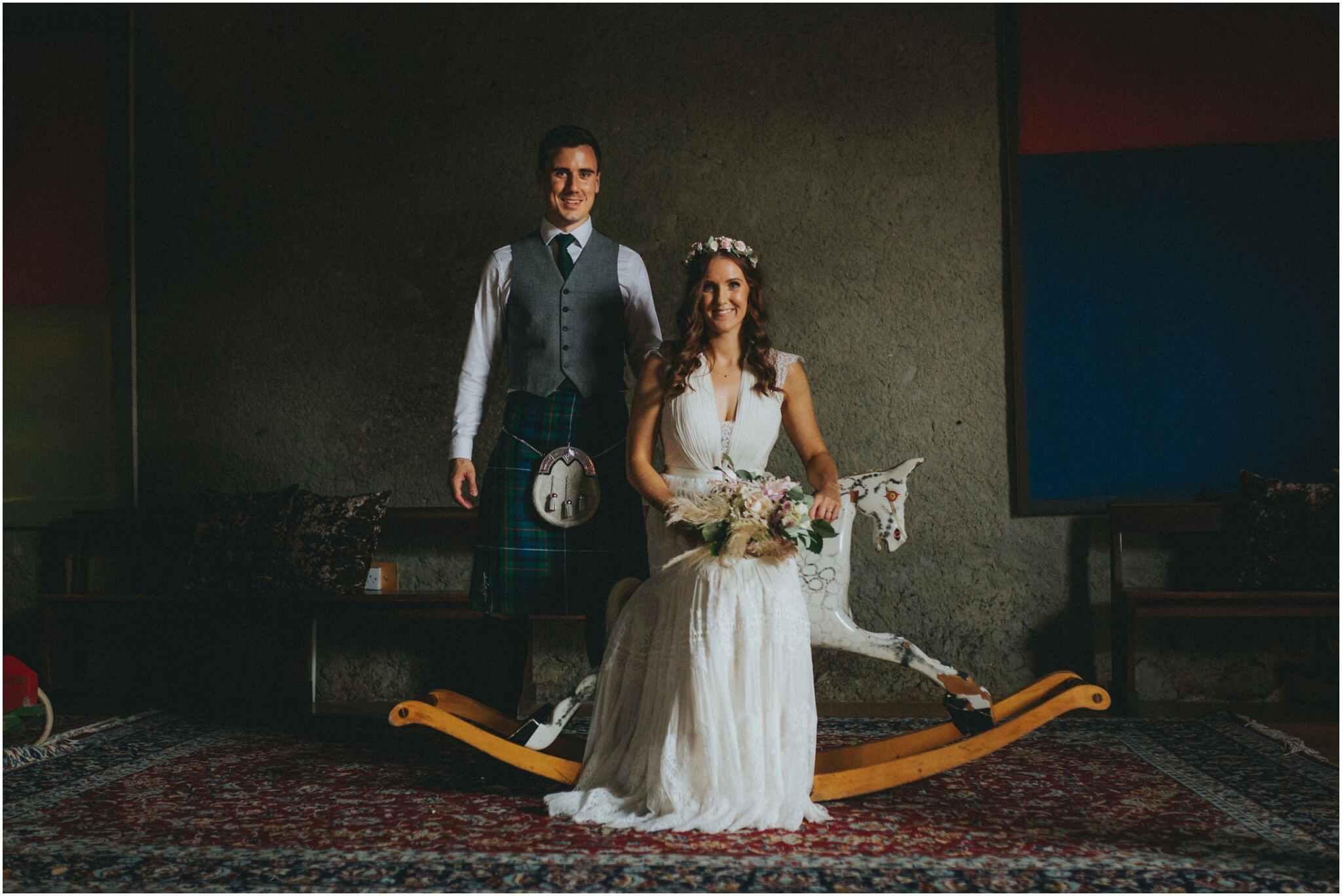 Fionnuala + Paul - Mount Druid Alternative Wedding 148