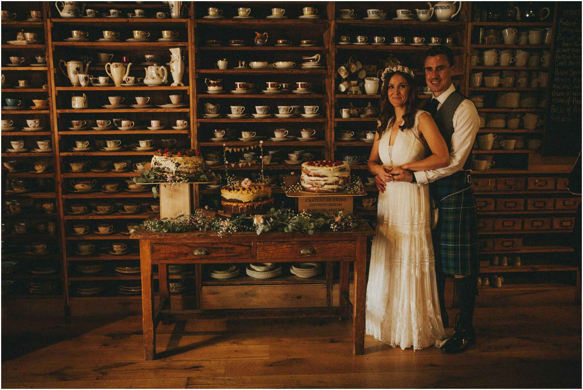 Fionnuala + Paul - Mount Druid Alternative Wedding 158