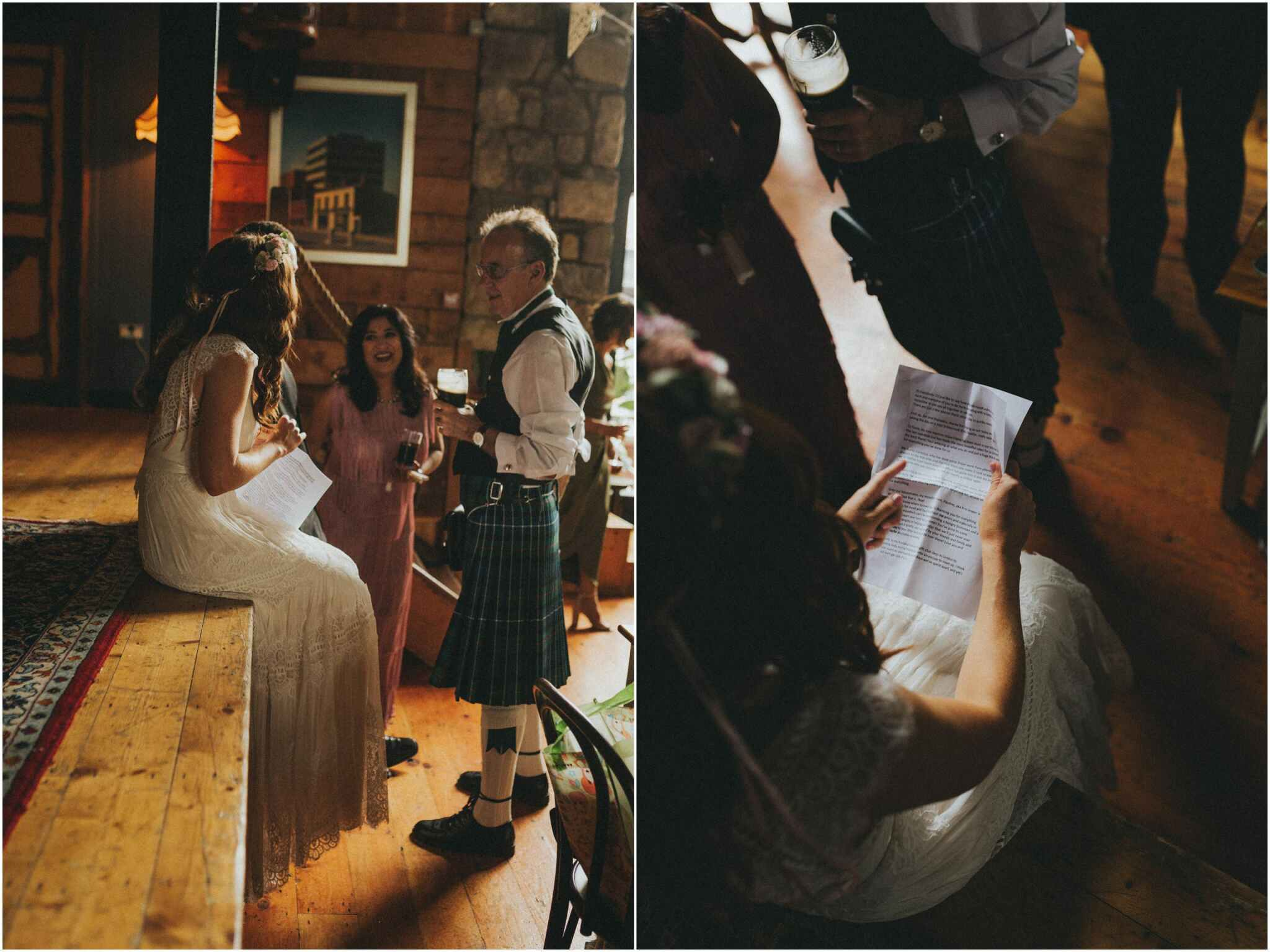 Fionnuala + Paul - Mount Druid Alternative Wedding 165