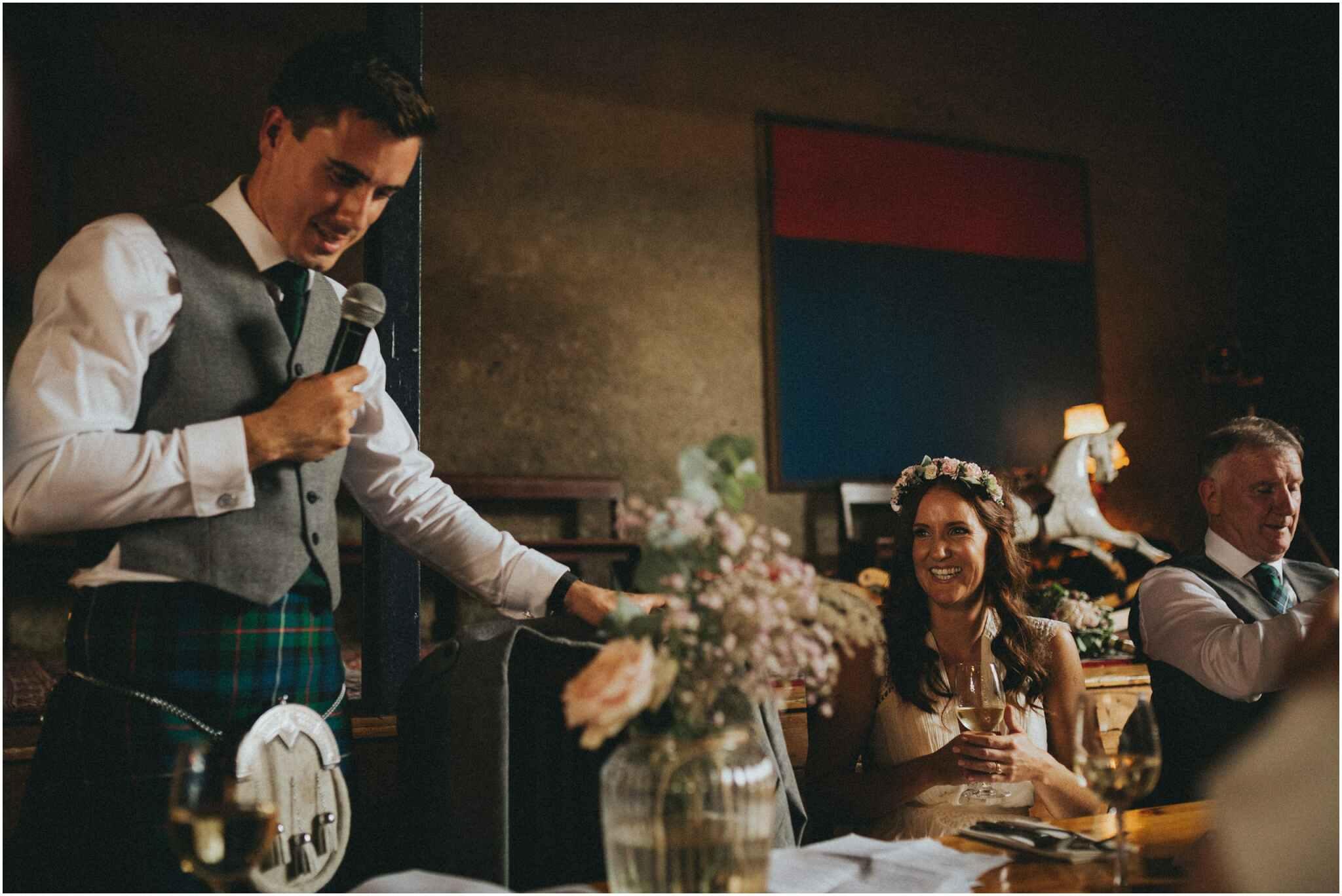 Fionnuala + Paul - Mount Druid Alternative Wedding 173