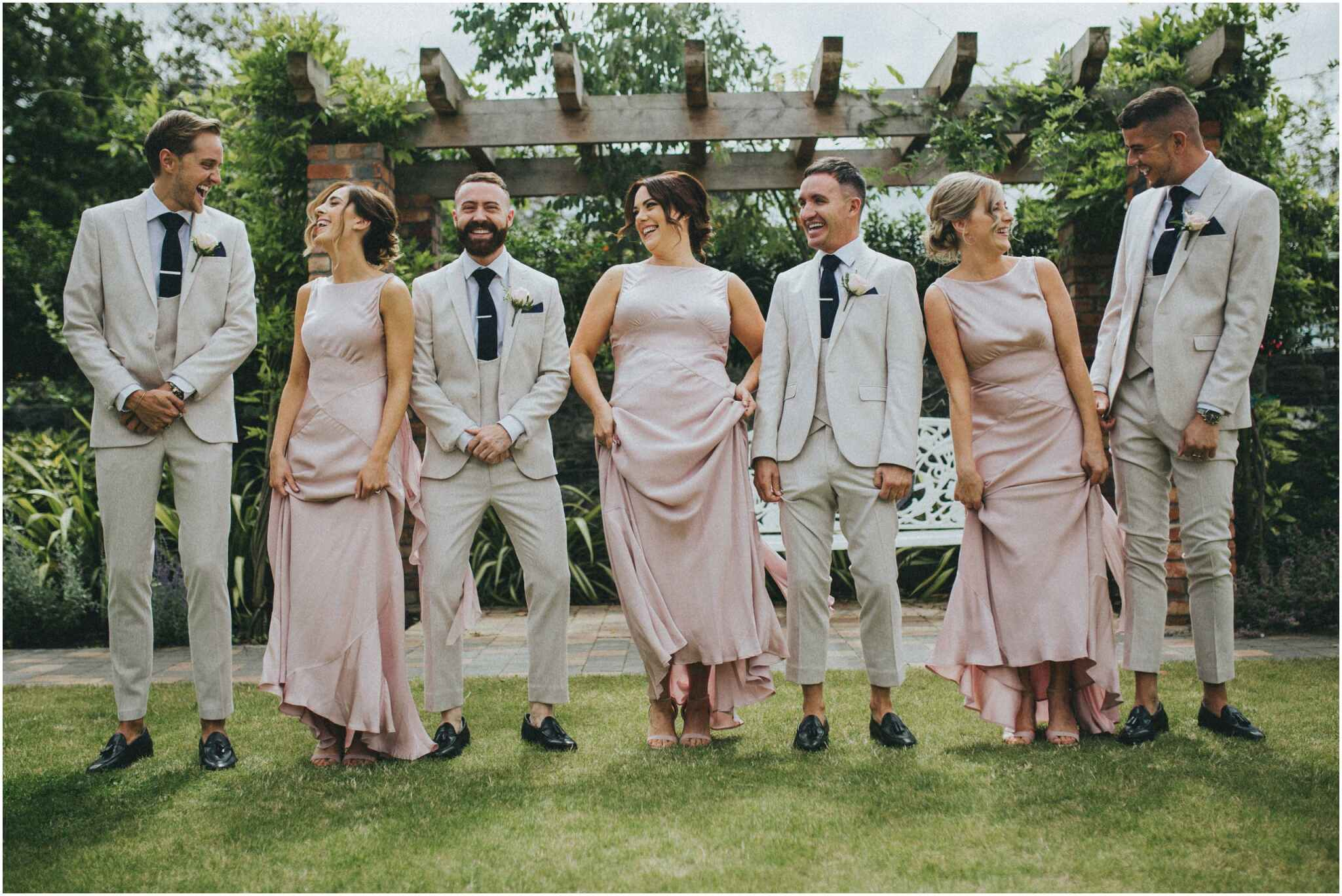 ballymagarvey village wedding 00046 - Fun and Relaxed wedding and elopement photography in Ireland, perfect for adventurous and outdoorsy couples