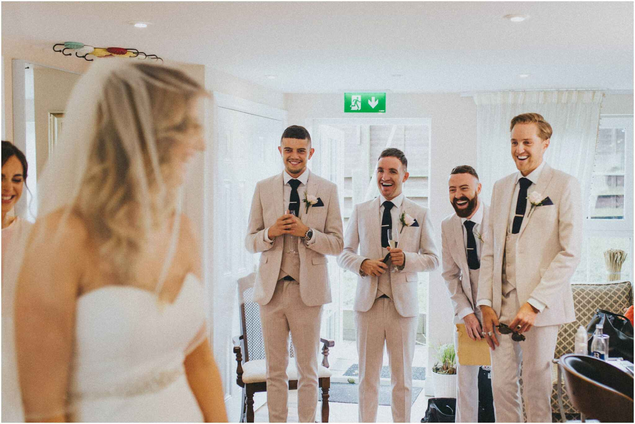 ballymagarvey village wedding 00048 - Fun and Relaxed wedding and elopement photography in Ireland, perfect for adventurous and outdoorsy couples