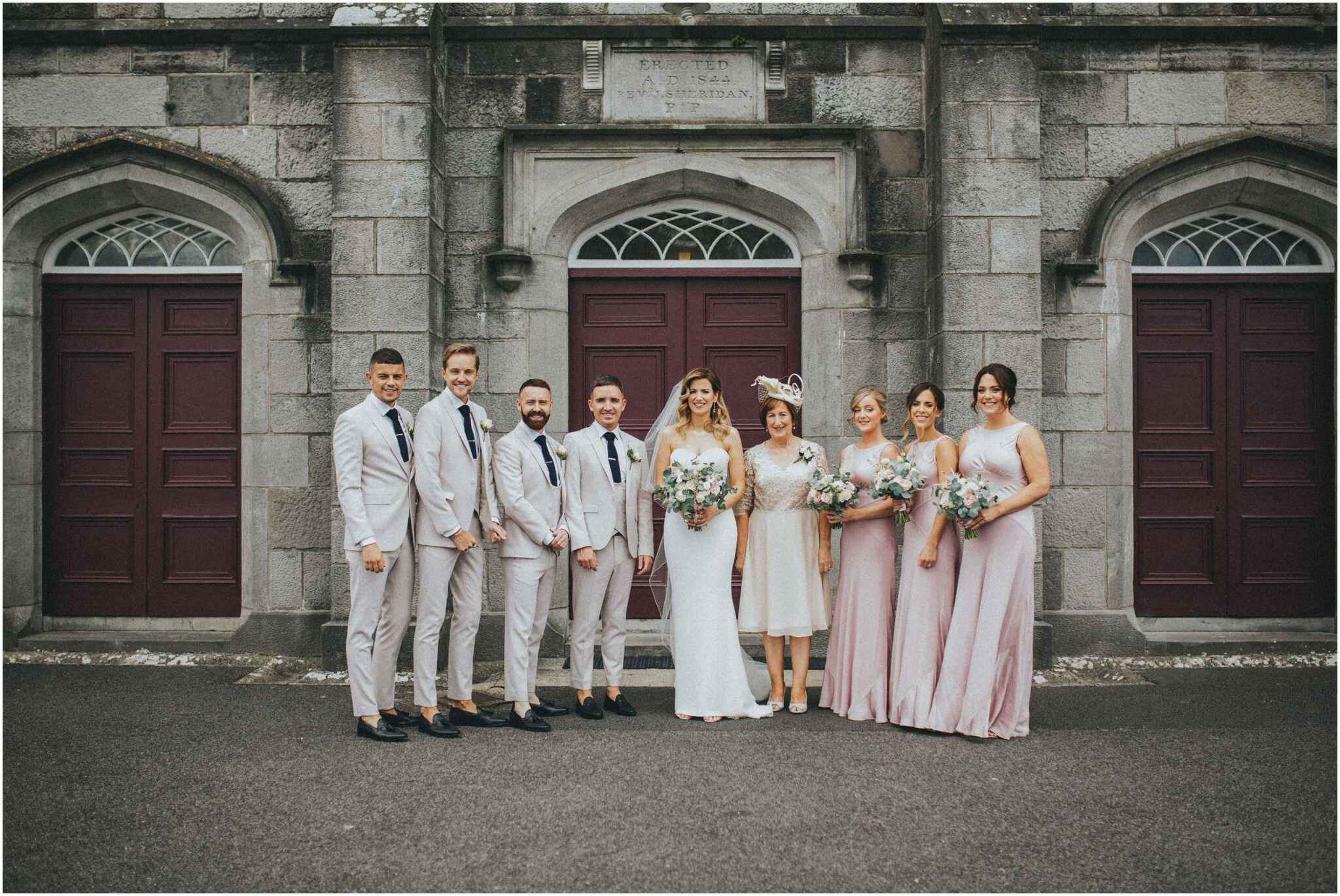 ballymagarvey village wedding 00067 - Fun and Relaxed wedding and elopement photography in Ireland, perfect for adventurous and outdoorsy couples