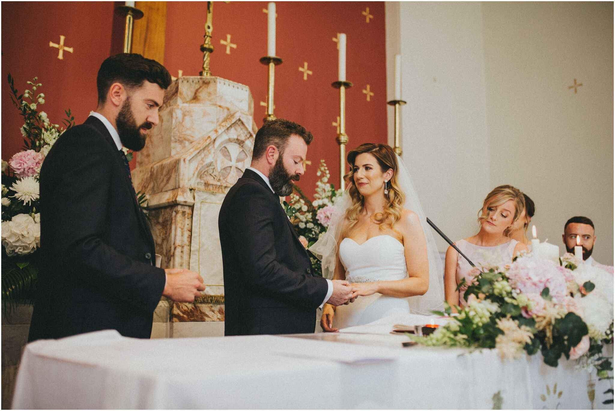 ballymagarvey village wedding 00071 - Fun and Relaxed wedding and elopement photography in Ireland, perfect for adventurous and outdoorsy couples