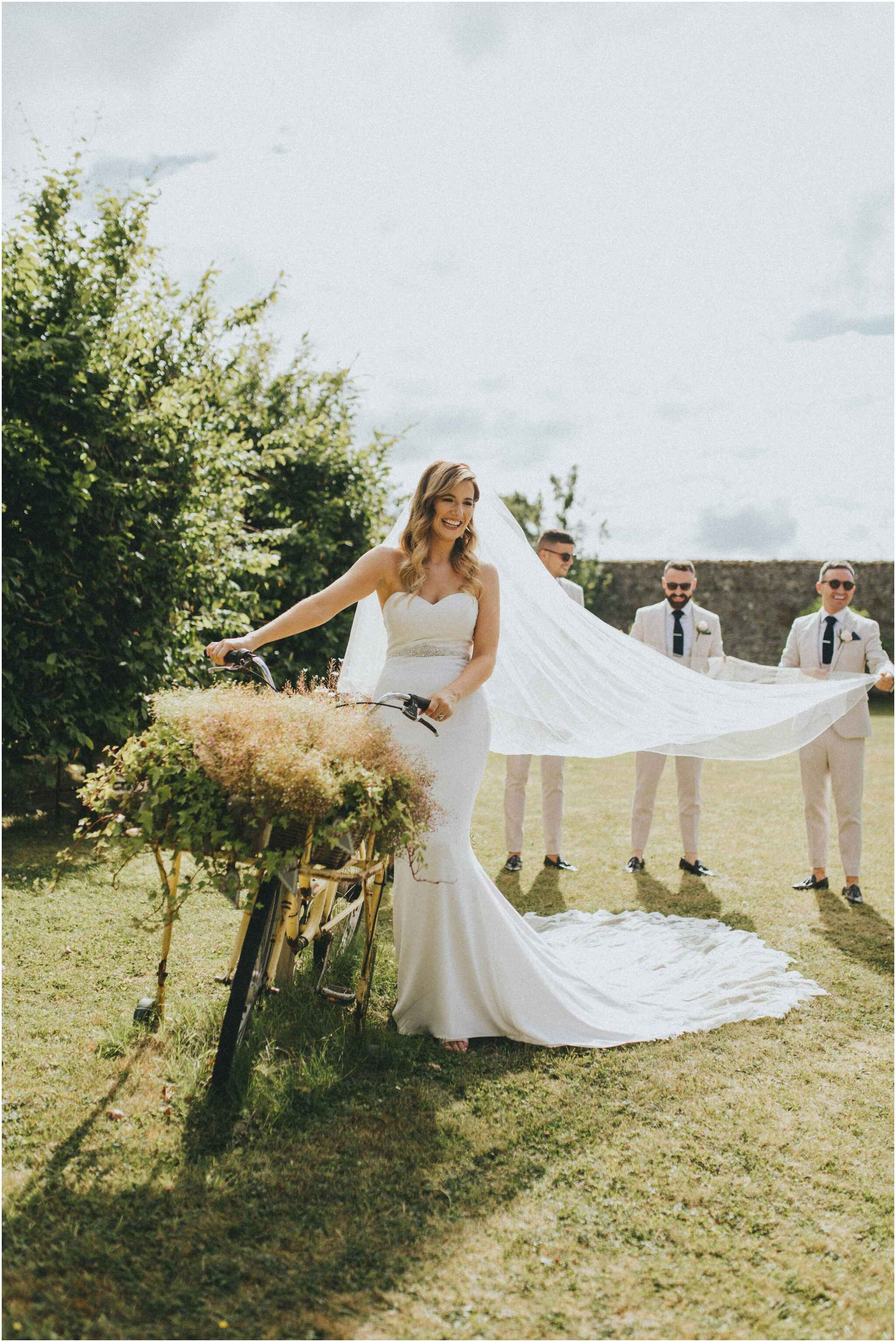 ballymagarvey village wedding 00084 - Fun and Relaxed wedding and elopement photography in Ireland, perfect for adventurous and outdoorsy couples