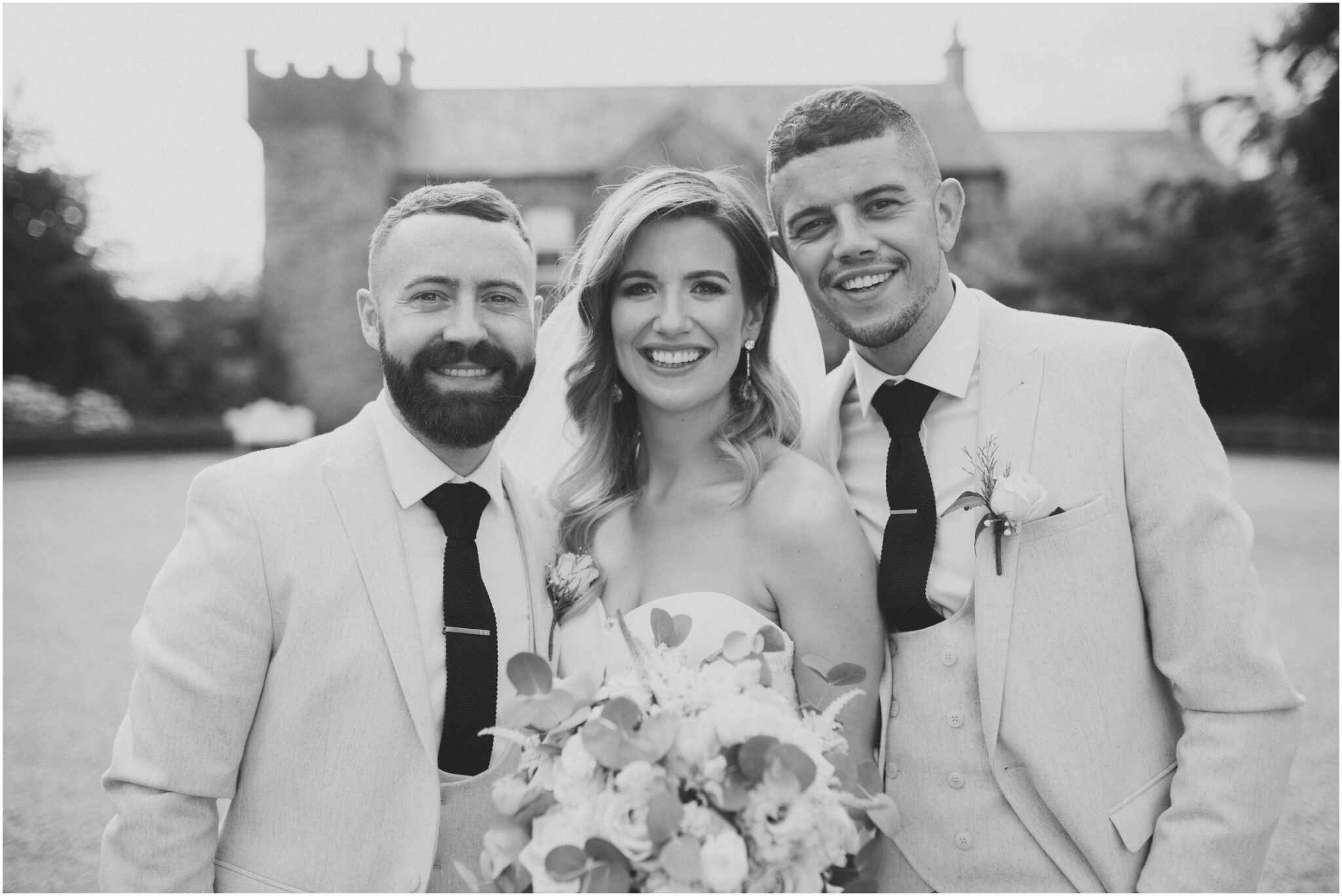 ballymagarvey village wedding 00099 - Fun and Relaxed wedding and elopement photography in Ireland, perfect for adventurous and outdoorsy couples