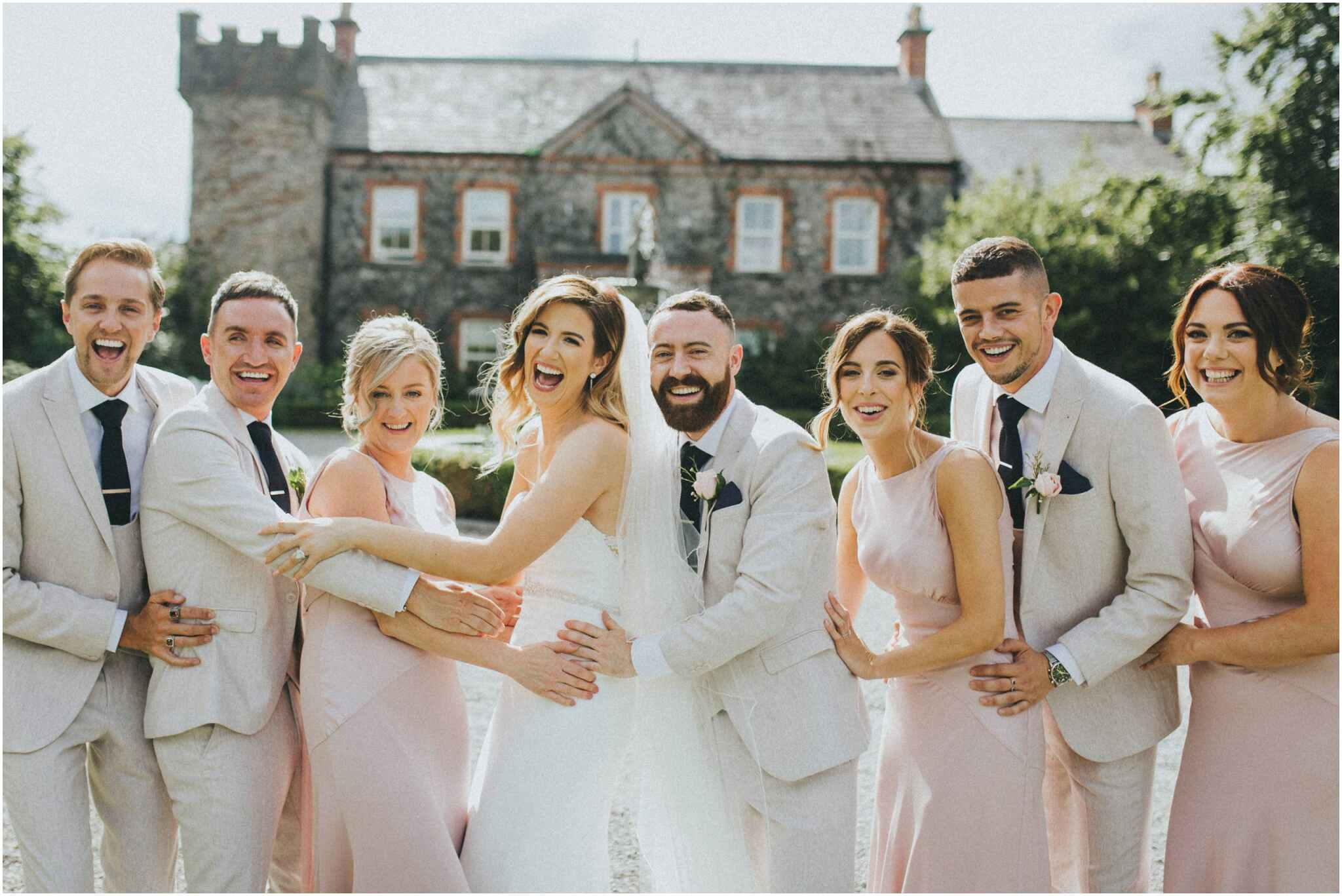 ballymagarvey village wedding 00104 - Fun and Relaxed wedding and elopement photography in Ireland, perfect for adventurous and outdoorsy couples