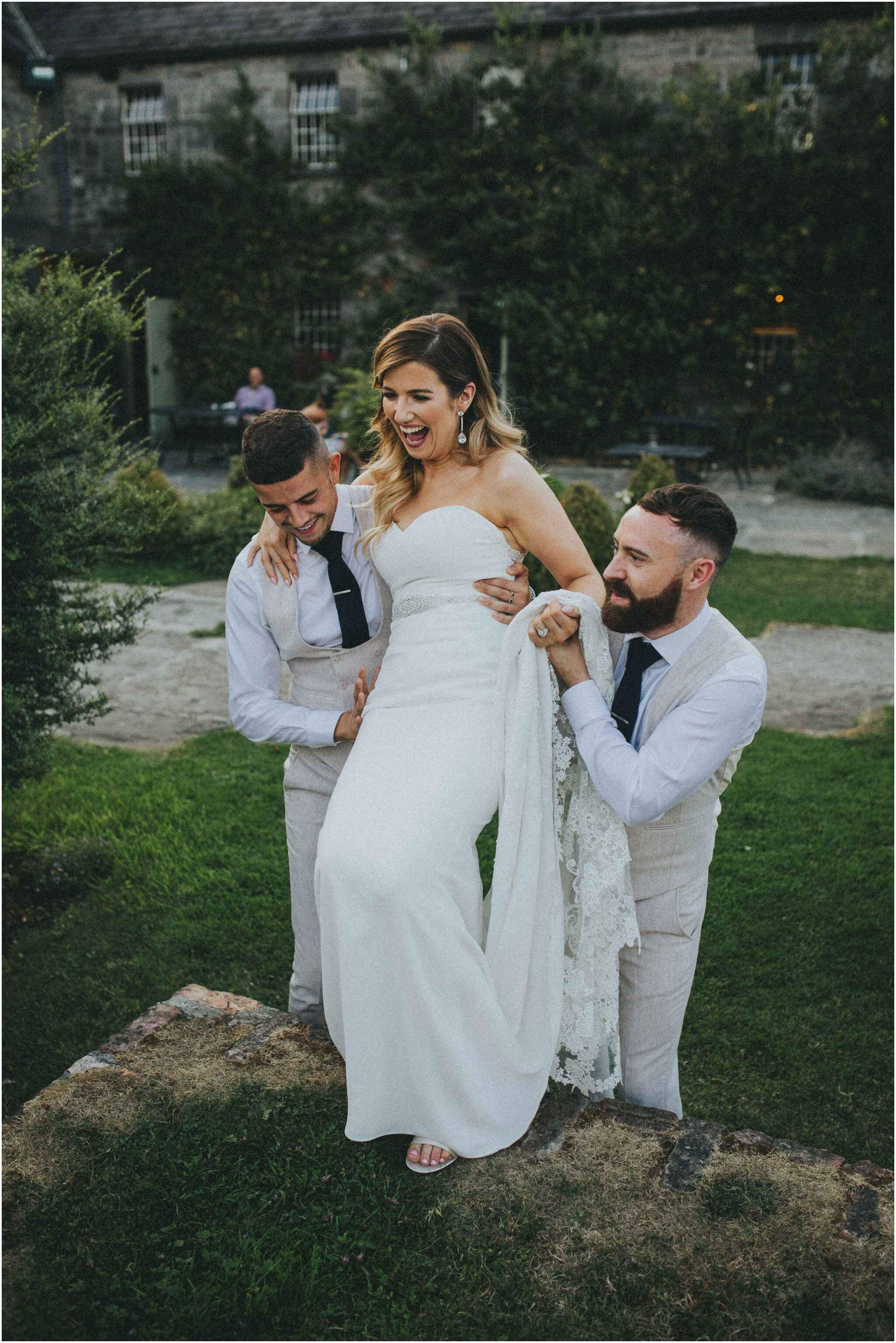 ballymagarvey village wedding 00132 - Fun and Relaxed wedding and elopement photography in Ireland, perfect for adventurous and outdoorsy couples