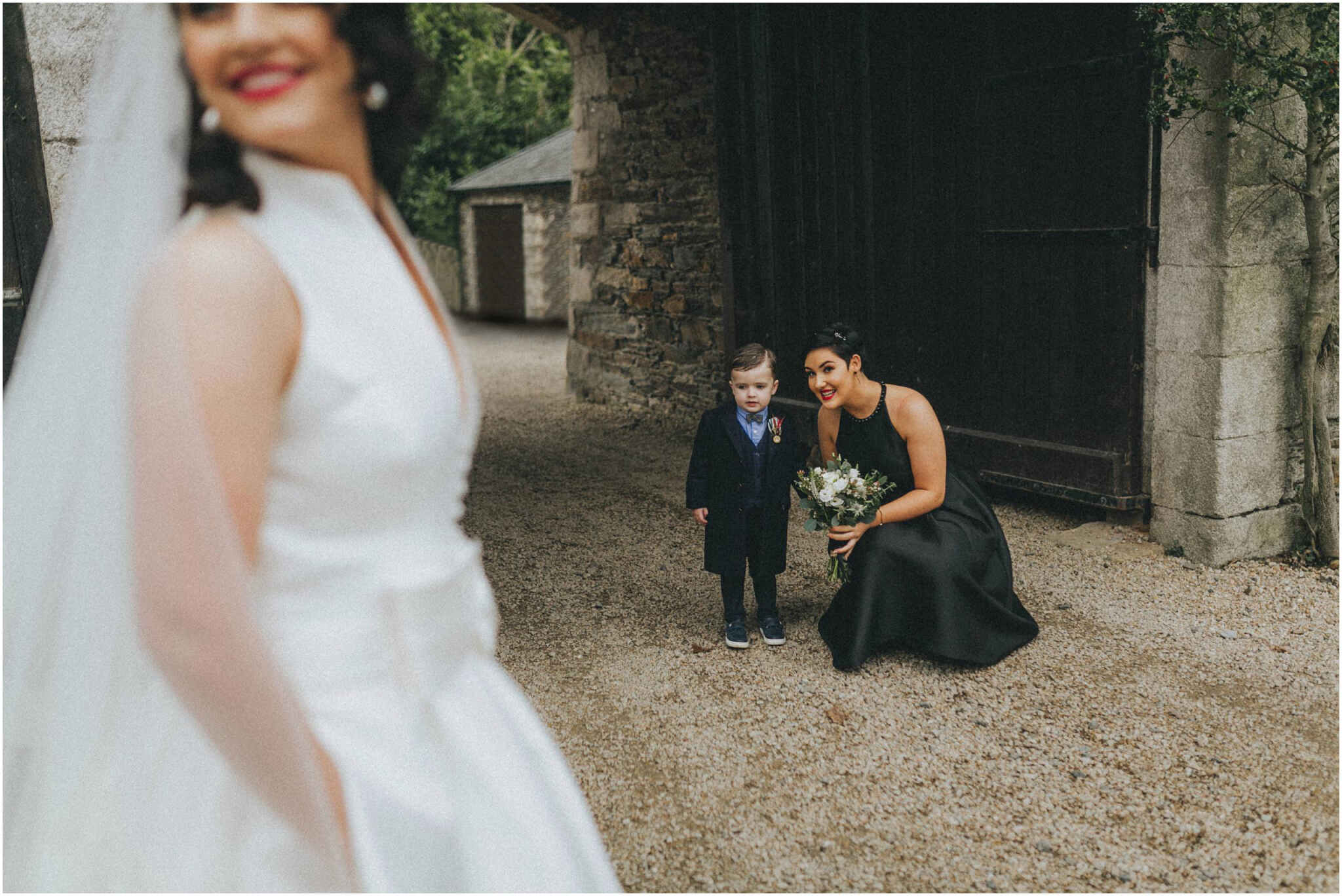 Ballybeg house wicklow fun relaxed wedding00066 1 - Fun and Relaxed wedding and elopement photography in Ireland, perfect for adventurous and outdoorsy couples
