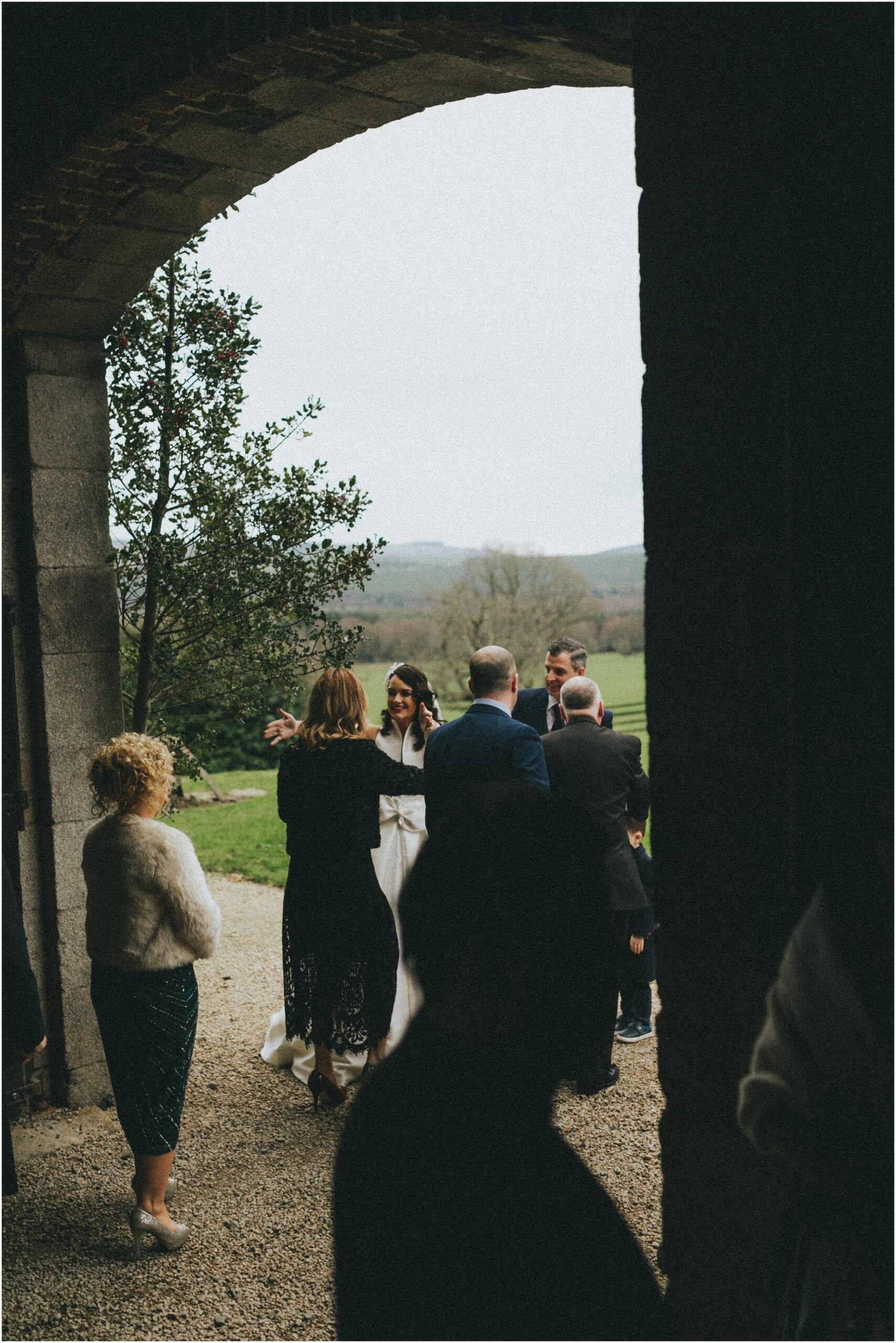 Ballybeg house wicklow fun relaxed wedding00093 scaled - Fun and Relaxed wedding and elopement photography in Ireland, perfect for adventurous and outdoorsy couples