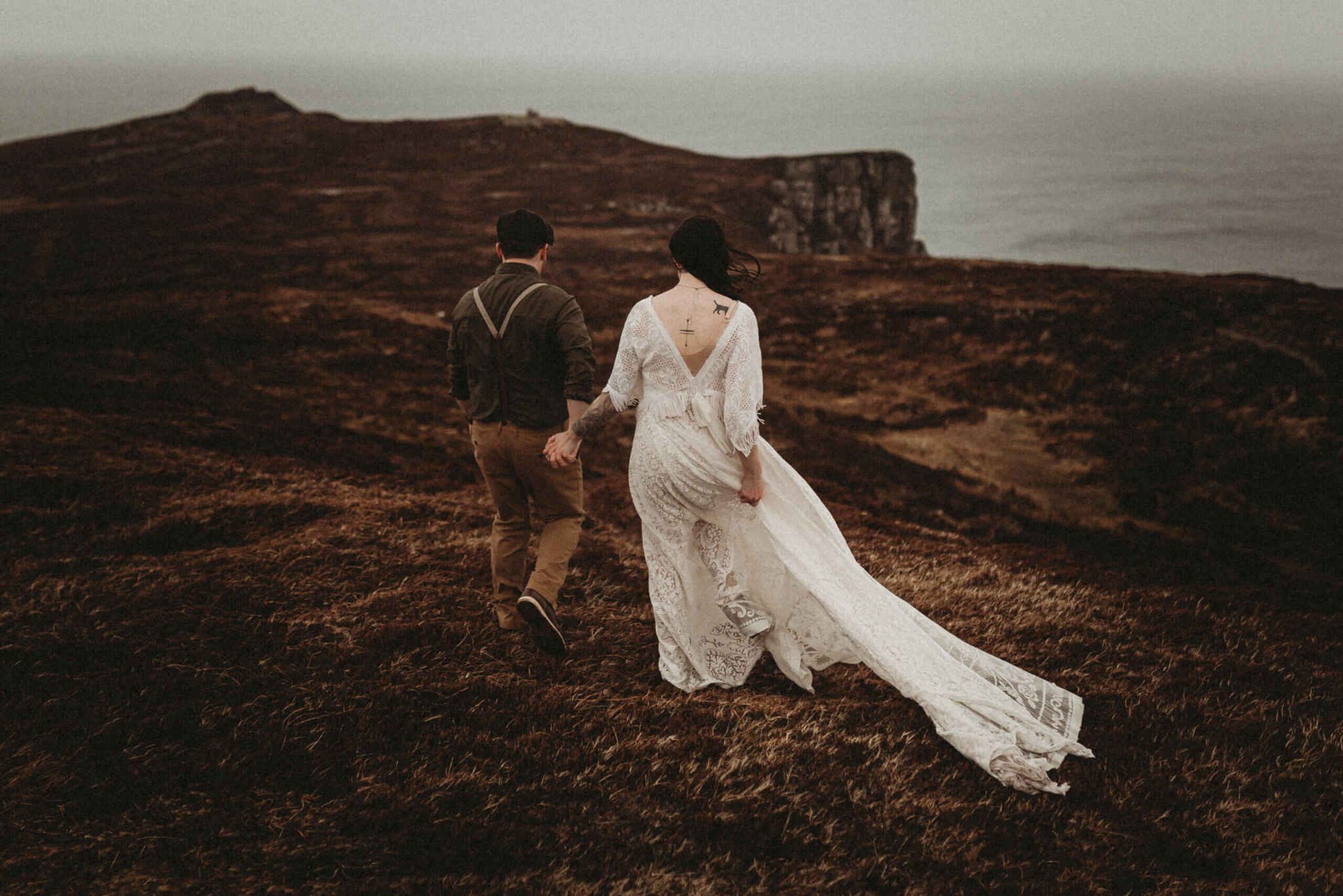 Hiking eloping in Ireland