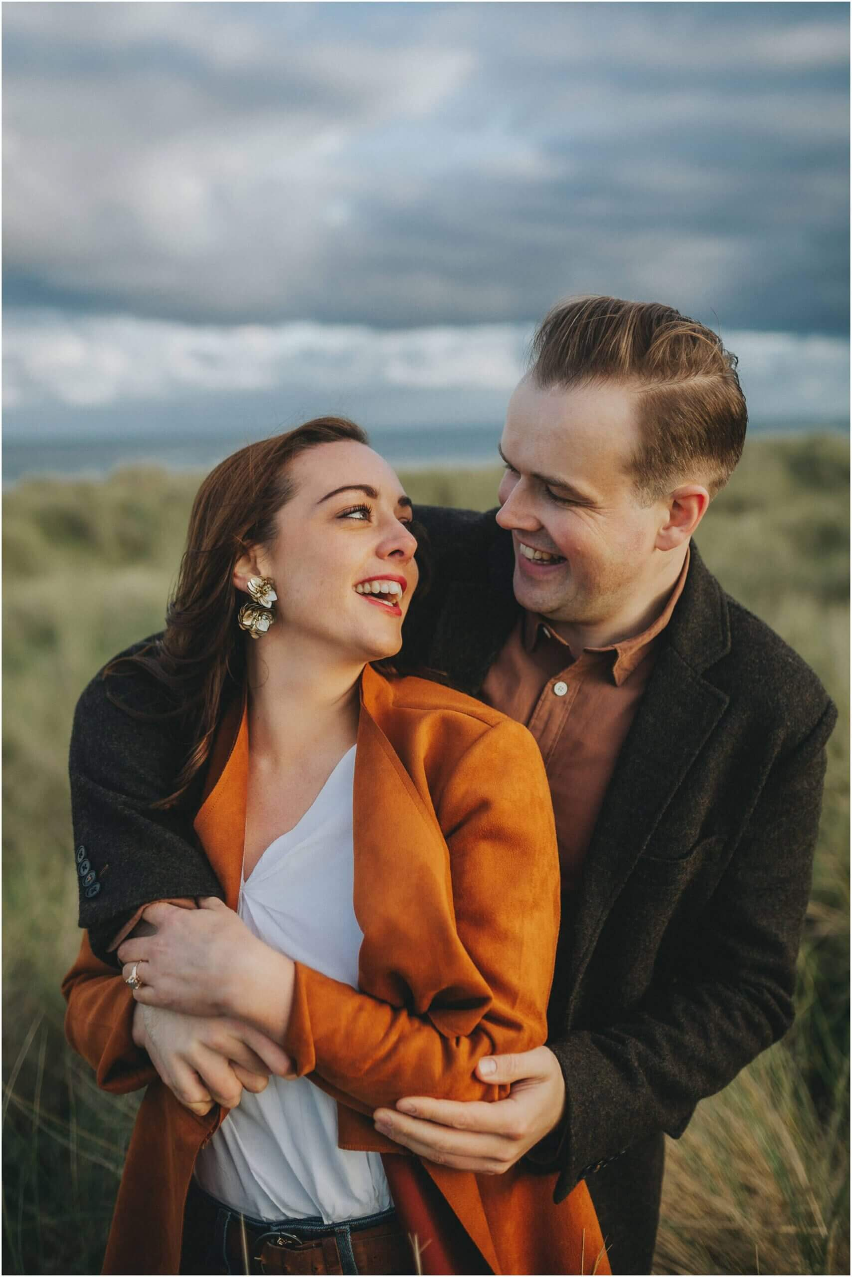 Pre Wedding Mornington beach meath irish wedding elopement photography 00005 scaled - Fun and Relaxed wedding and elopement photography in Ireland, perfect for adventurous and outdoorsy couples