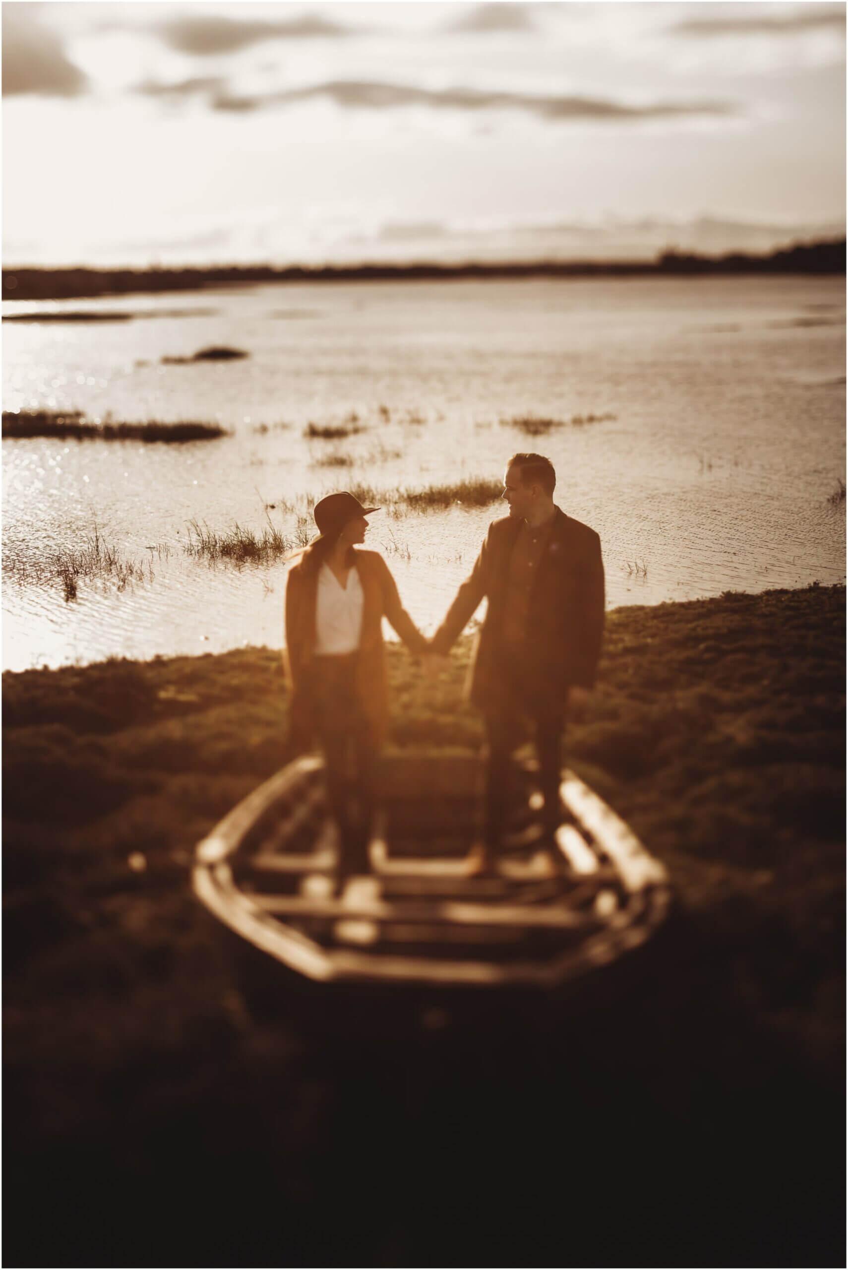 Pre-Wedding at Mornington beach