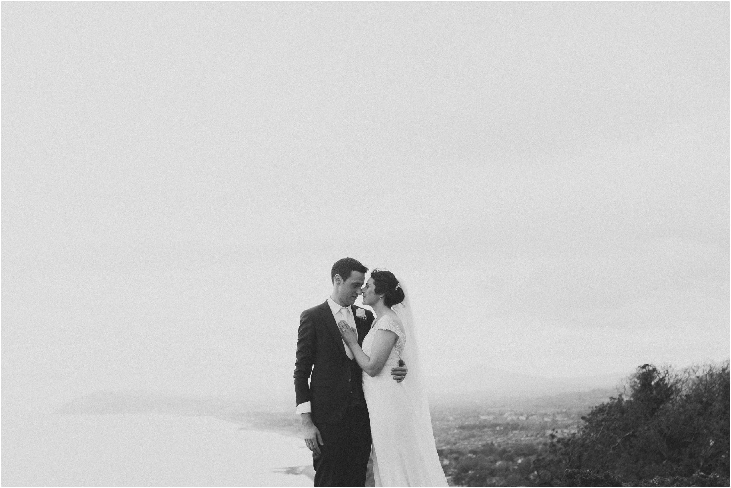 Johnny Corcoran Photography Killiney hill Royal Marine 00110 - Fun and Relaxed wedding and elopement photography in Ireland, perfect for adventurous and outdoorsy couples