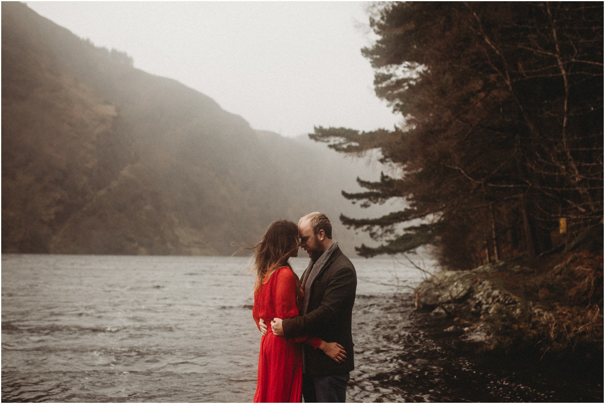 Johnny Corcoran Photography glendalough wicklow prewedding 0015 - Fun and Relaxed wedding and elopement photography in Ireland, perfect for adventurous and outdoorsy couples