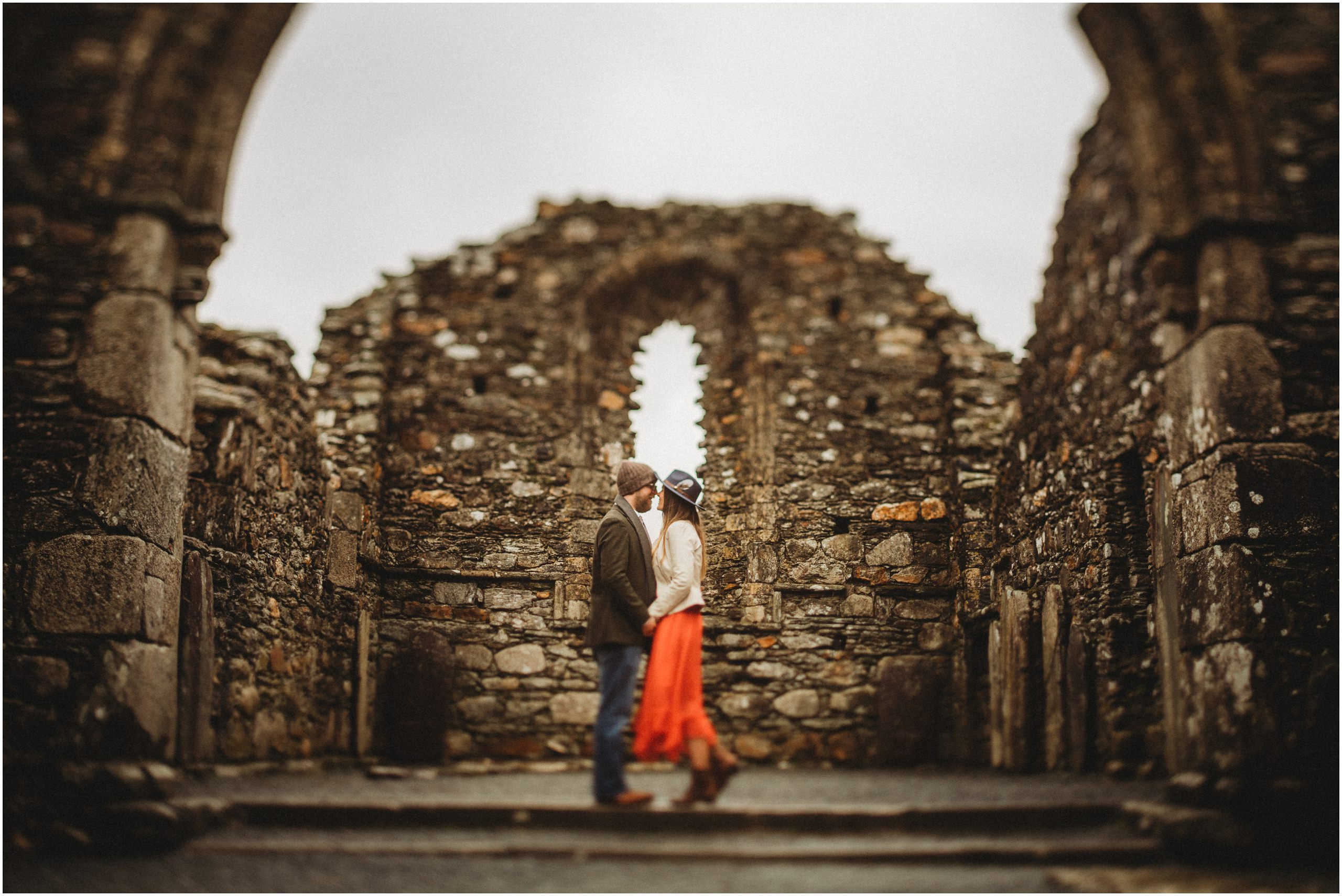 Johnny Corcoran Photography glendalough wicklow prewedding 0027 - Fun and Relaxed wedding and elopement photography in Ireland, perfect for adventurous and outdoorsy couples